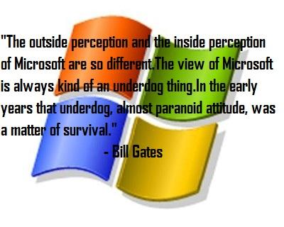 Microsoft Mentality