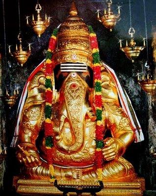 Karpaga Vinayagar Of Pillaiyarpatti | wealthymatters