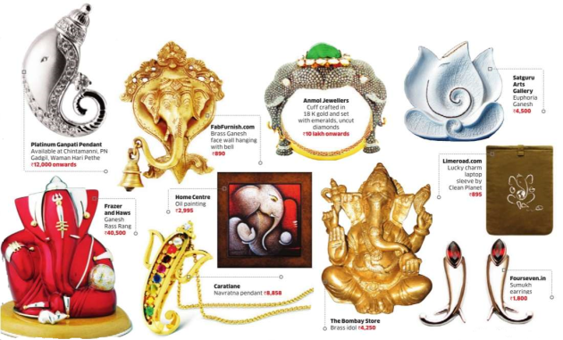 Happy Ganpati Shopping