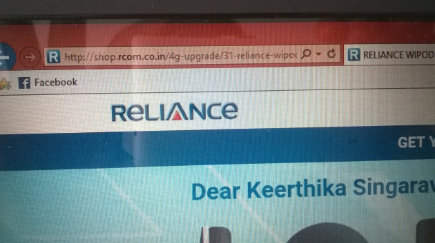 4G Reliance Complaints Cheating Scam wealthymatters review